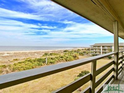 Tybee Island Condo/Townhouse For Sale: 85 Van Horne Avenue #25C