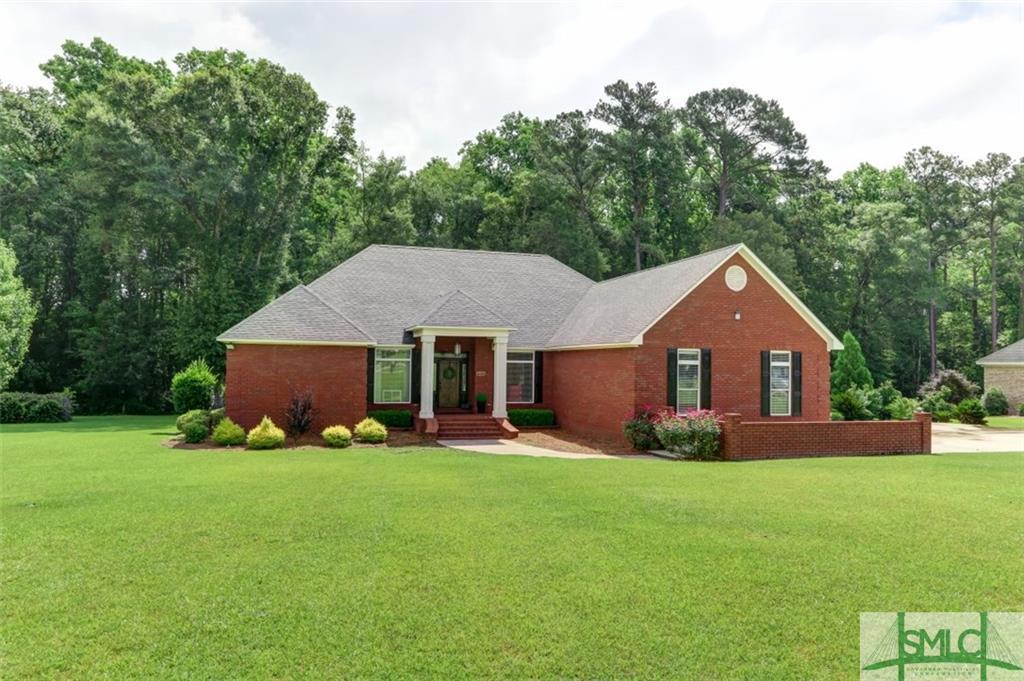 111 Oak Ridge, Glennville, GA, 30427, Glennville Home For Sale