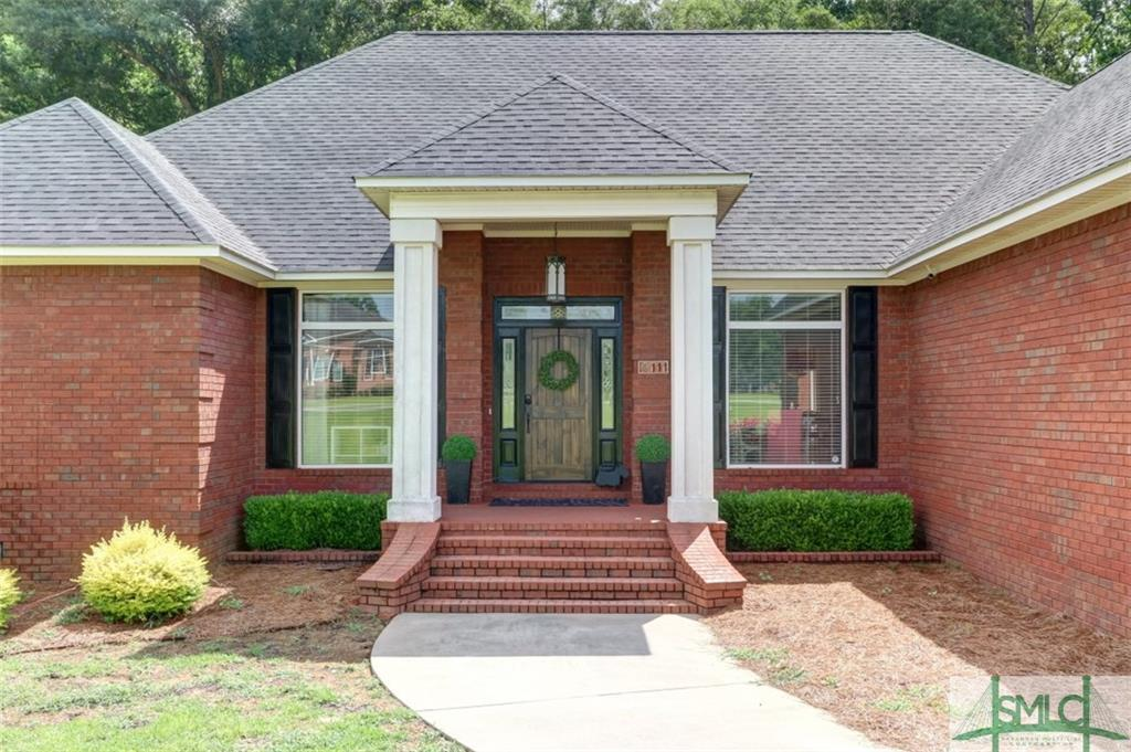 111 Oak Ridge, Glennville, GA, 30427, Glennville Home For Sale