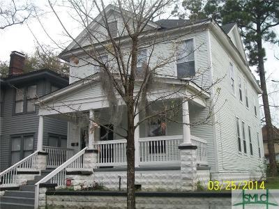 Savannah GA Multi Family Home For Sale: $185,000
