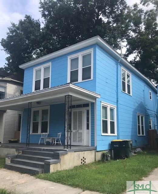 637 39th, Savannah, GA, 31401, Historic Savannah Home For Sale