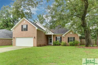 Rincon Single Family Home For Sale: 433 Walthour Drive