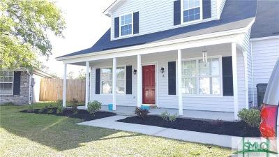 Pooler Single Family Home For Sale: 8 Victoria Court