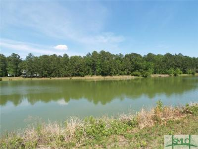 Richmond Hill Residential Lots & Land For Sale: 210 Spanish Moss Lane #Lot 101