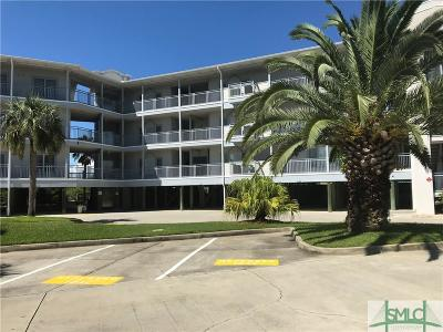 Tybee Island Condo/Townhouse For Sale: 1217 Bay Street #104C