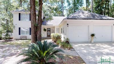 Savannah Single Family Home For Sale: 5 Tiller Point