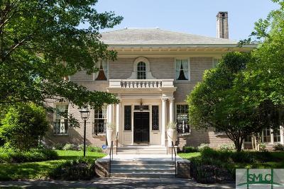 Savannah Single Family Home For Sale: 103 E 51st Street