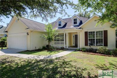 Savannah Single Family Home For Sale: 7 Sunset Way