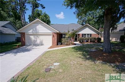 Savannah Single Family Home For Sale: 119 Palmetto Bay Road
