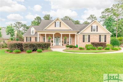 Pooler Single Family Home For Sale: 29 W Lake Heron Court