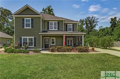 Richmond Hill Single Family Home For Sale: 166 Sunbury Drive