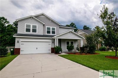 Savannah GA Single Family Home For Sale: $246,900