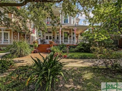 Savannah Multi Family Home For Sale: 728 E Henry Street