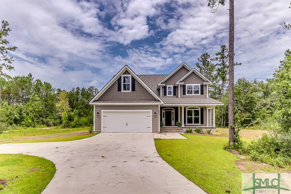 4018 Blue Jay, Guyton, GA, 31312, Guyton Home For Sale