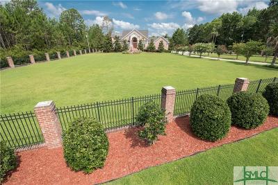 Richmond Hill Single Family Home For Sale: 131 Demeries Lake Lane