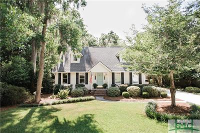Savannah Single Family Home Active Contingent: 305 Andover Drive