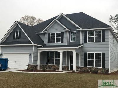 Bloomingdale Single Family Home For Sale: 104 Cypress Loop