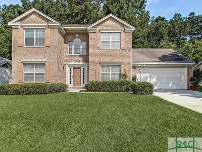 Pooler Single Family Home For Sale: 141 Village Lake Drive