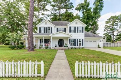 Savannah Single Family Home For Sale: 320 Wild Heron Road