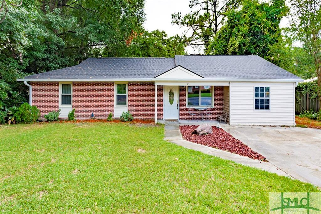 105 Bowman, Garden City, GA, 31408, Garden City Home For Sale