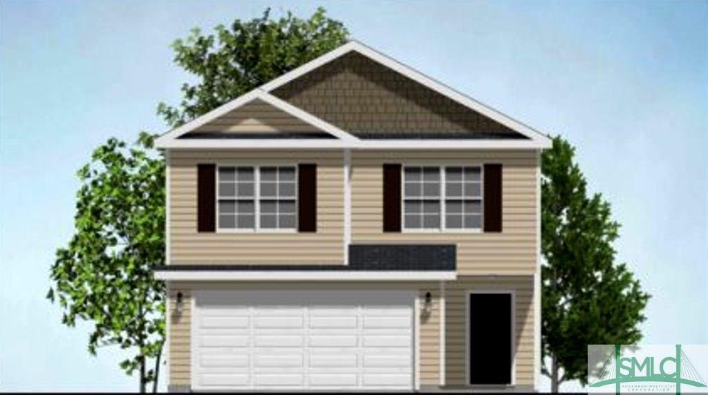 400 Sawtooth Oak, Springfield, GA, 31329, Springfield Home For Sale