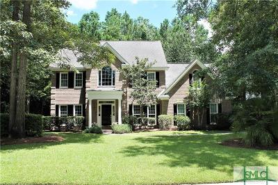 Savannah Single Family Home For Sale: 108 Baymeadow Point