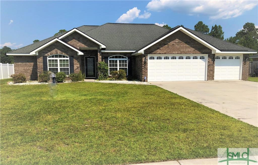 1002 Miles, Hinesville, GA, 31313, Hinesville Home For Sale