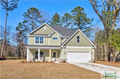 Bloomingdale Single Family Home For Sale: 113 Cypress Loop