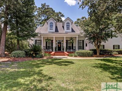 Savannah Single Family Home For Sale: 46 Wild Thistle Lane