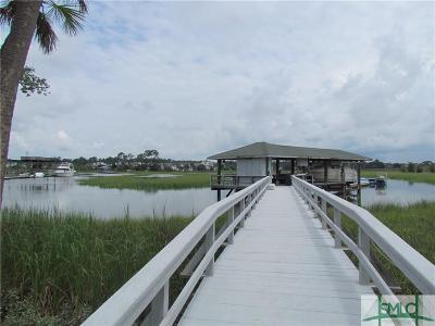 Savannah GA Single Family Home For Sale: $1,388,000