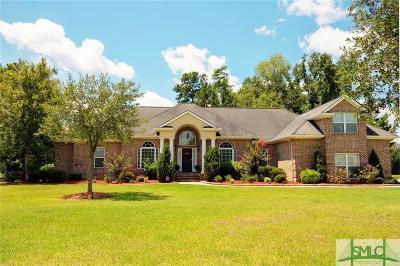 Rincon Single Family Home For Sale: 202 English Oak Drive