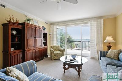 Savannah Condo/Townhouse For Sale: 2902 River Drive #A101