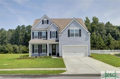Pooler Single Family Home For Sale: 88 Westbourne Way