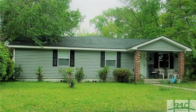 Single Family Home For Sale: 1112 W 51st Street