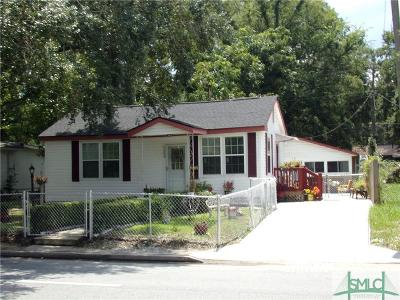 Single Family Home For Sale: 1509 E Anderson Street