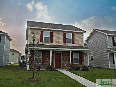 Savannah Single Family Home For Sale: 97 Ristona Drive