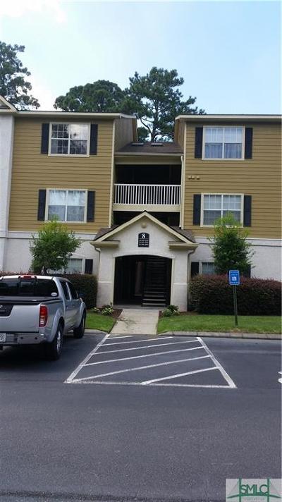 Savannah Condo/Townhouse For Sale: 8301 Walden Park Drive