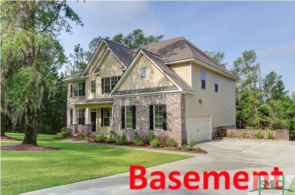 115 Crestview, Guyton, GA, 31312, Guyton Home For Sale