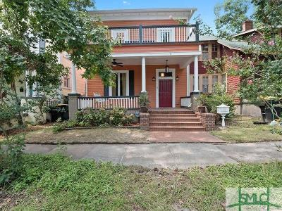 Savannah GA Single Family Home For Sale: $425,000
