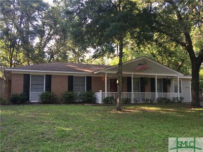 Savannah Single Family Home For Sale: 27 Sheridan Drive