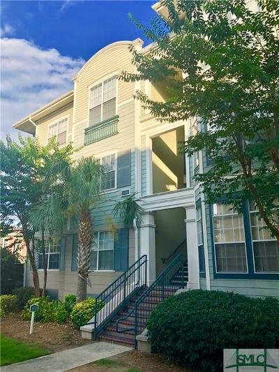 Savannah GA Condo/Townhouse For Sale: $189,000