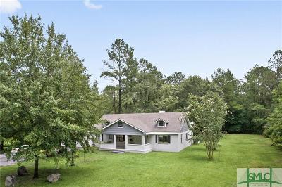 Clyo Single Family Home For Sale: 3540 Stillwell Clyo Road