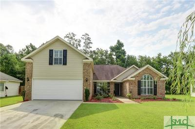 Savannah Single Family Home For Sale: 5 Bass Rock Court