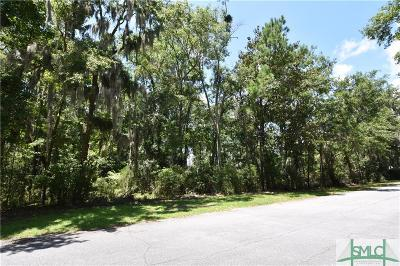 Savannah Residential Lots & Land For Sale: 14 Eagle Ridge Drive