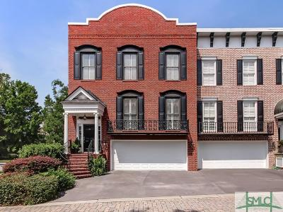 Savannah GA Condo/Townhouse For Sale: $589,000