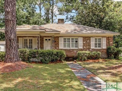 Savannah Single Family Home For Sale: 310 E 65th Street
