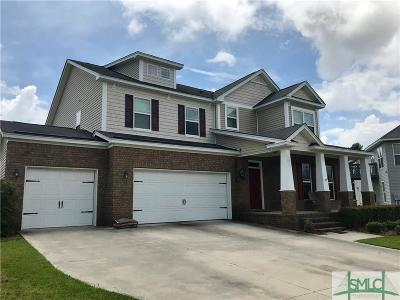Richmond Hill Single Family Home For Sale: 997 Young Way
