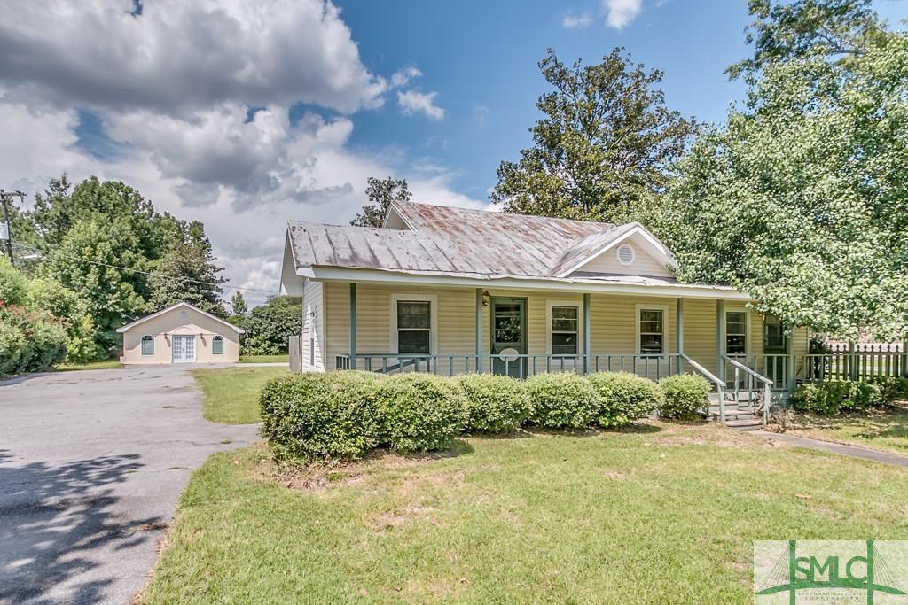 406 US Highway 80, Bloomingdale, GA, 31302, Bloomingdale Home For Sale