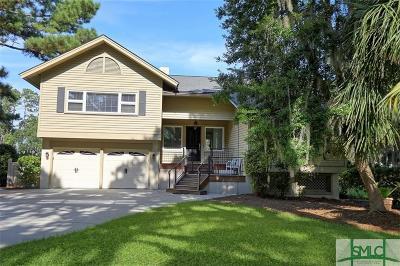 Savannah Single Family Home For Sale: 1 Sky Sail Circle
