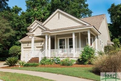 Midway Single Family Home For Sale: 104 Rookery View Drive